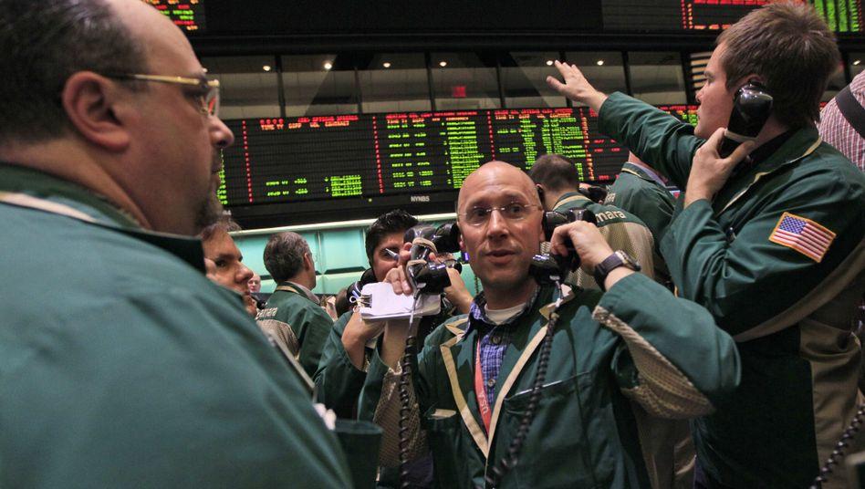 Ölhandel in New York: Warum fiel der Preis so rasch so tief?