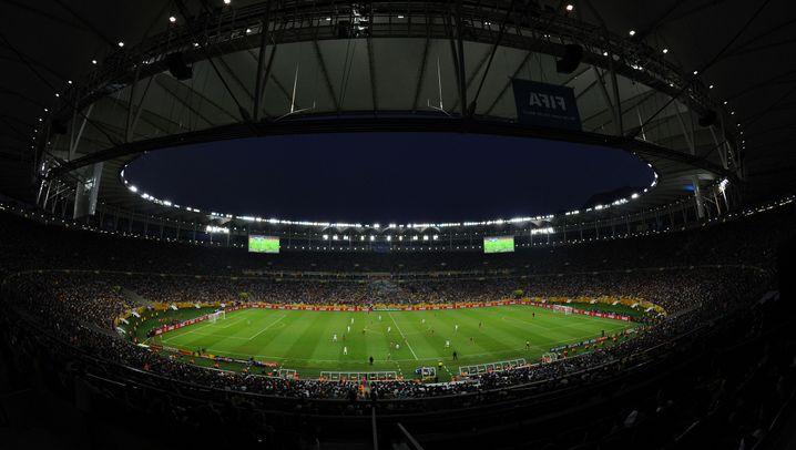 Brasilien 2014: So weit sind die WM-Stadien