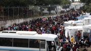 Griechenland lässt rund 400 Menschen aus Moria aufs Festland bringen