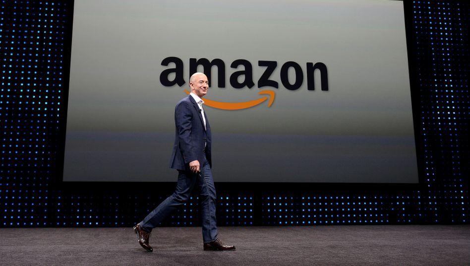 Jeff Bezos gibt im Herbst seinen CEO-Posten auf