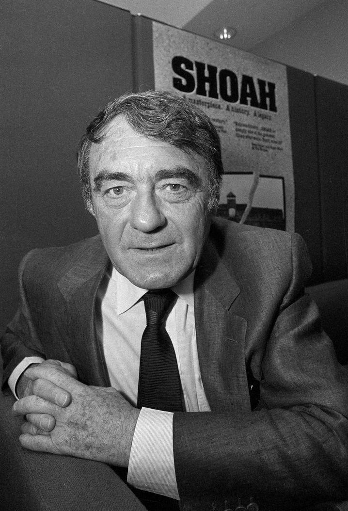 Claude Lanzmann im Jahr 1986