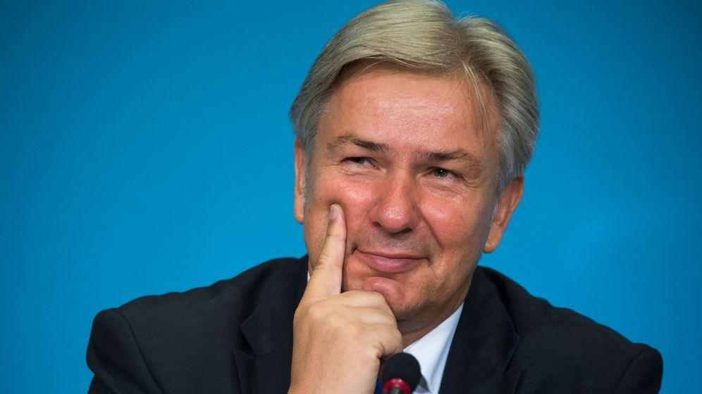 Klaus Wowereit: Der ewige Bürgermeister