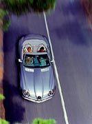 Viele PS für viel Geld: Mercedes-Benz Vision SLR Roadster