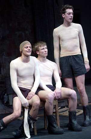 """Theaterstück von Theresia Walser (in München): """"Regisseure haben Angst, hinter dem Stück zu verschjwinden"""""""