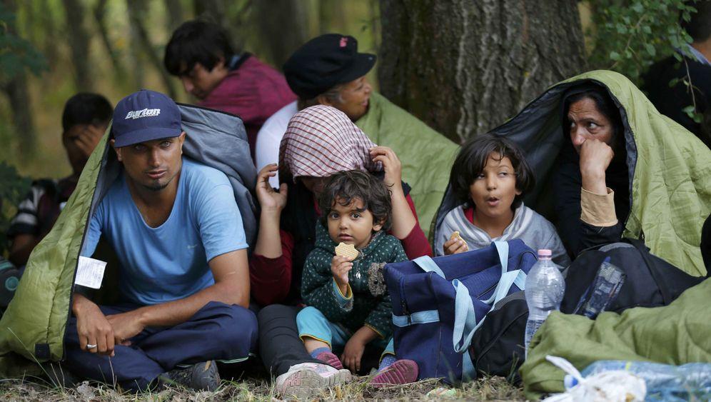 Flüchtlinge vom Balkan: Exodus aus Südosteuropa