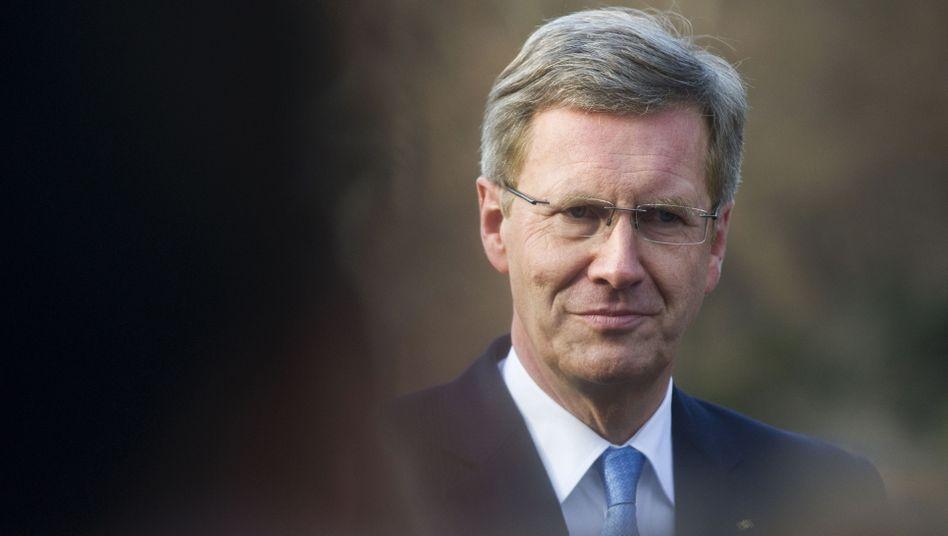 """Bundespräsident Wulff: """"Ich habe alles dazu gesagt"""""""