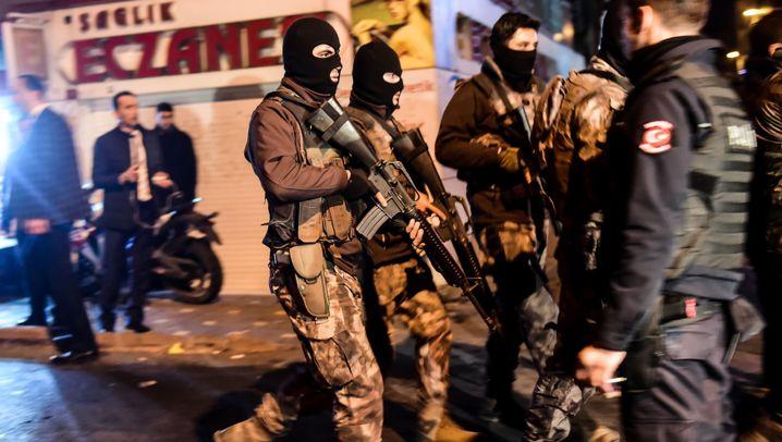 Bombenanschlag in Istanbul: 45 Sekunden Terror
