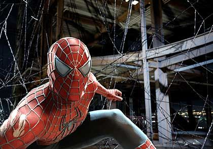 """Abgestürzt, aber nicht gefallen: """"Spider-Man 3"""" bleibt oben"""