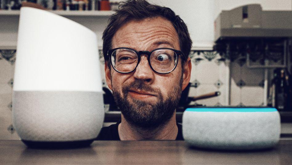 Smartspeaker von Amazon und Google: Dumm und Dümmer