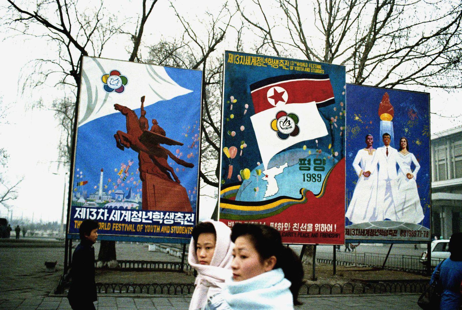 Nord Korea/ Jugend