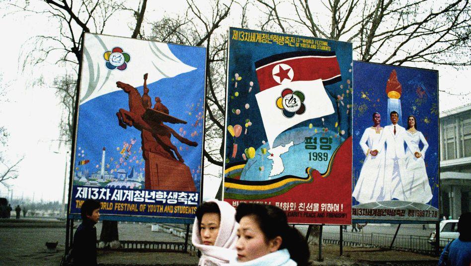 Nordkorea in den achtziger Jahren: Kim Dong Sik wurde vom Volkshelden zum Verräter