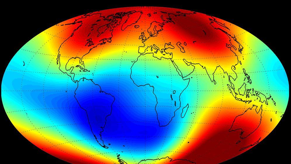 Magnetfeld der Erde: Schützender Kokon