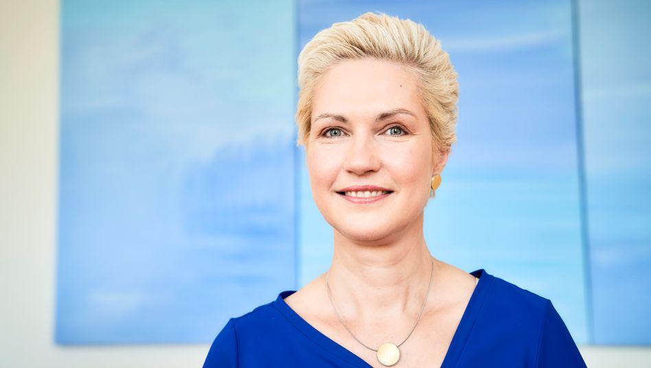 """Ministerpräsidentin Schwesig: """"Die SPD ist der Motor dieser Bundesregierung"""""""