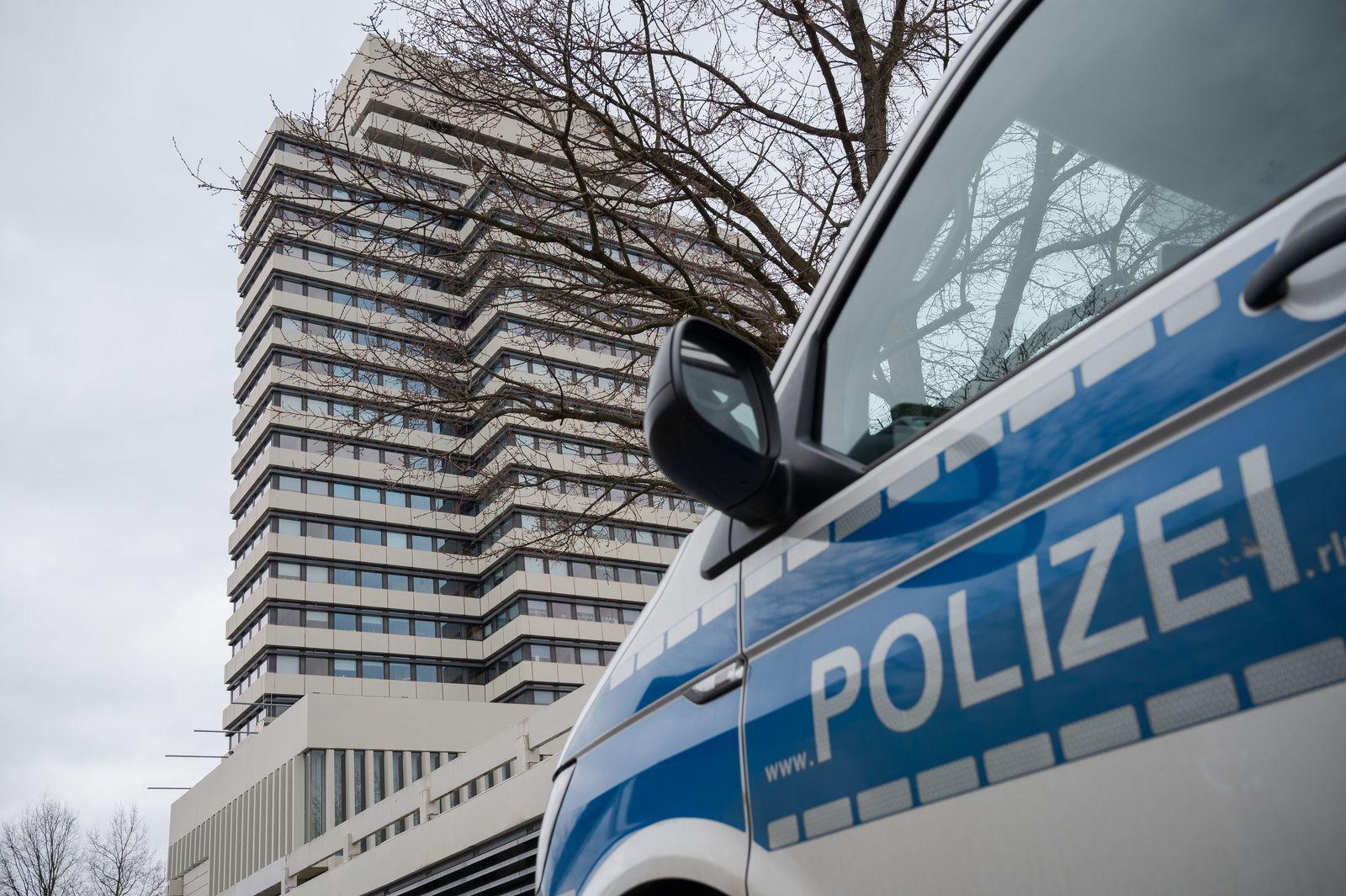 Bombendrohungen - Rathaus Kaiserlautern