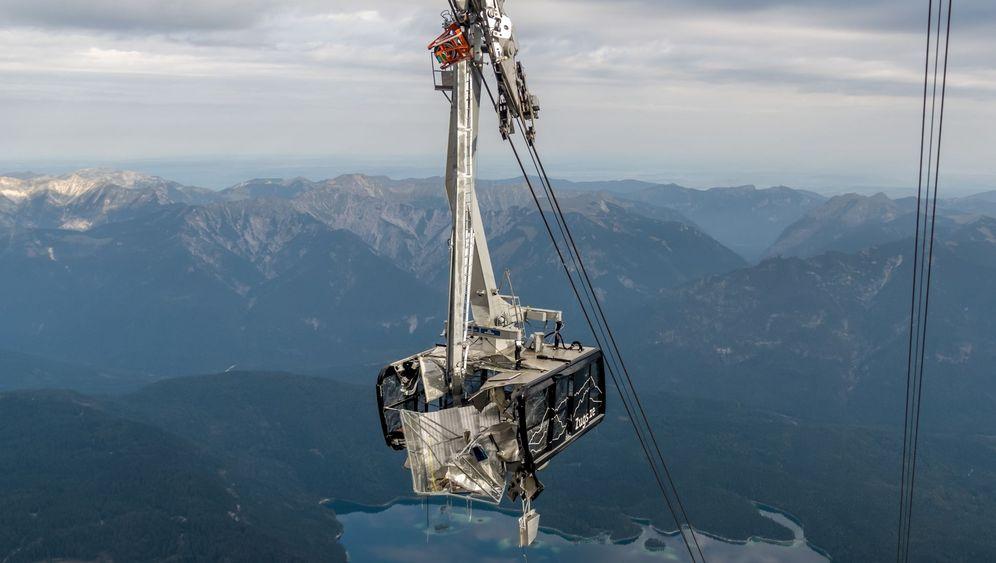 Zugspitze: Unfall an der Rekordseilbahn