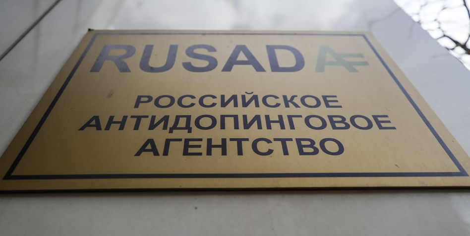 Sitz des russischen Anti-Doping-Labors in Moskau