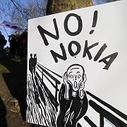 Solidaritätsbekundung in Bochum: Werksschließung trotz Rekordrendite