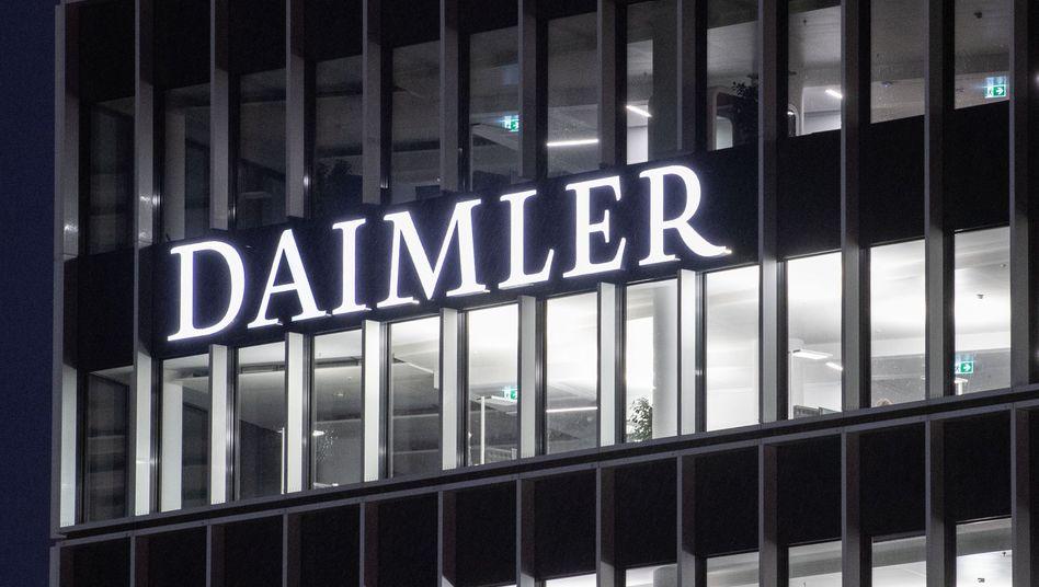 "Daimler-Konzernzentrale: ""Wichtiger Eckpfeiler"""