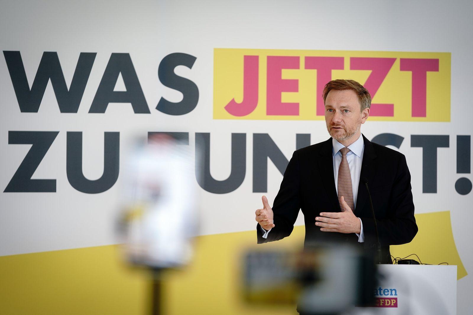 Digitale FDP-Fraktionsklausur