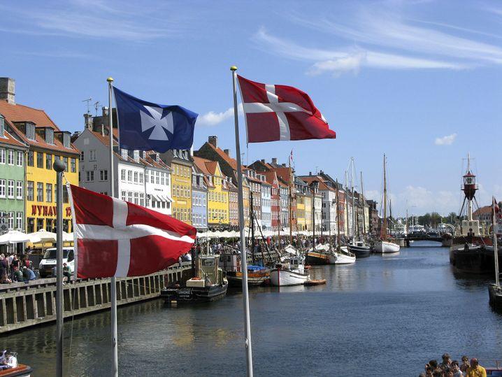 Nyhavn Canal in Kopenhagen: Alles nicht so einfach, wie man denken könnte