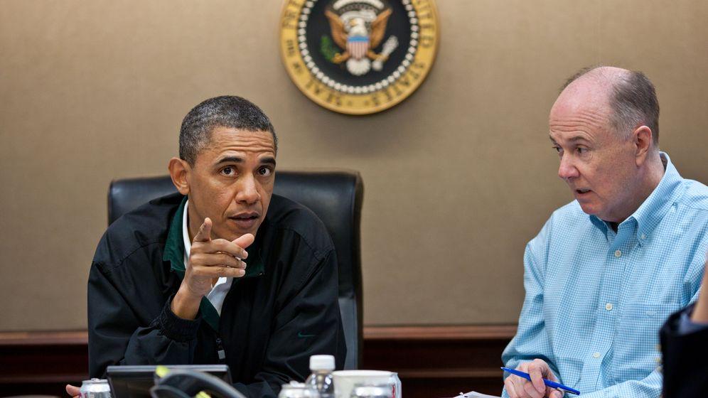 Offizielle Obama-Fotos: Der Präsident und sein Fotograf