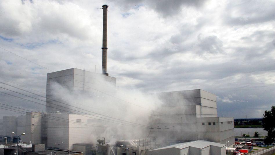 """Brand im AKW Krümmel (28. Juni 2007): """"Vernachlässigt den Bereich der Schadenvorsorge"""""""