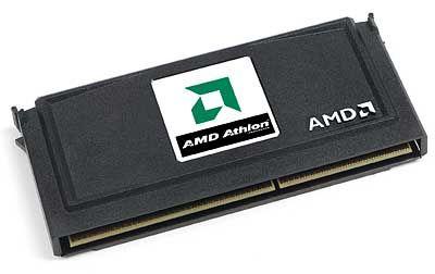 Der Athlon - das Spitzenprodukt von AMD