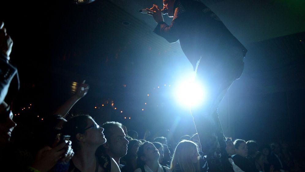 Arcade Fire in Berlin: Rocken und Reflektieren