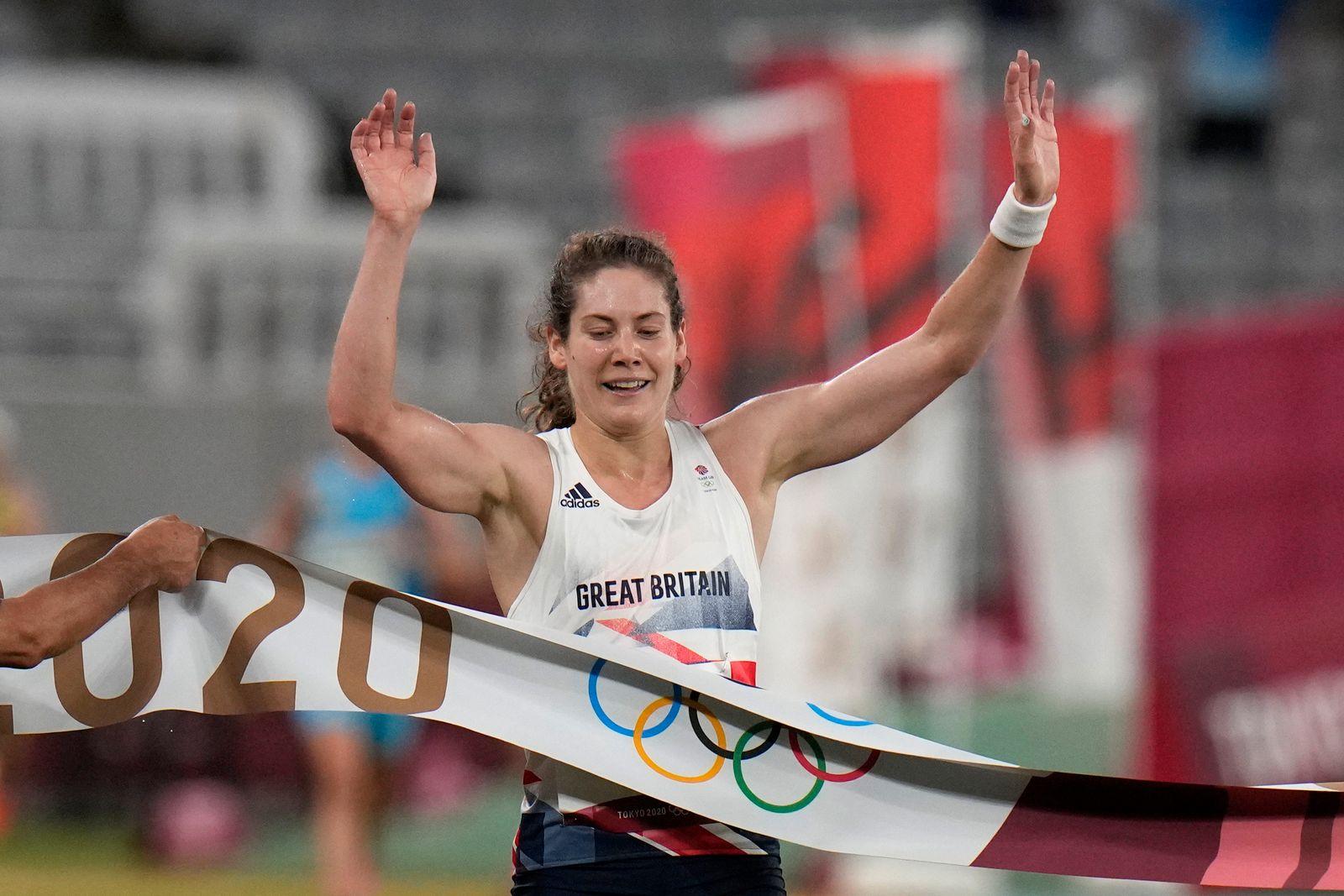 Tokyo Olympics Modern Pentathlon