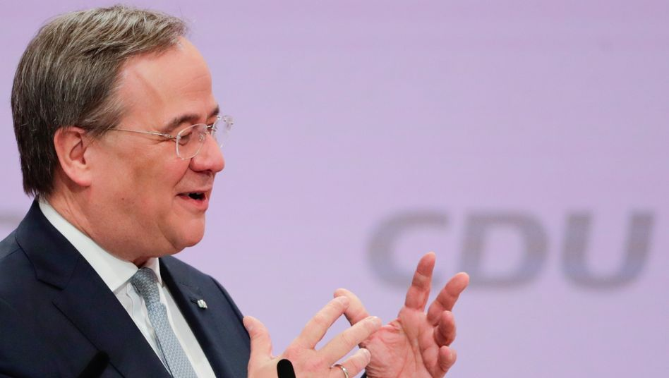 CDU-Politiker Laschet: Mann der tausend Aufgaben
