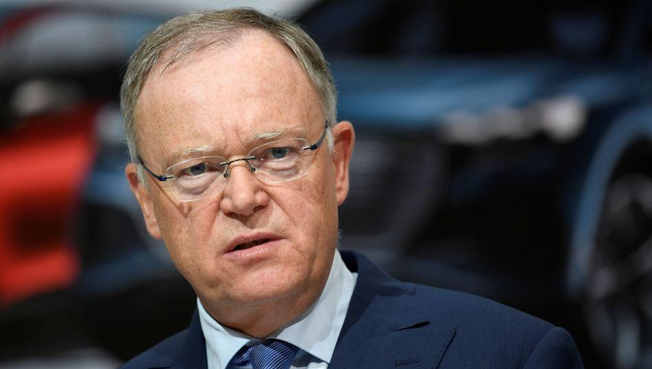 Will in Hannover Zeichen gegen Rechtsextremisten setzen: Stephan Weil