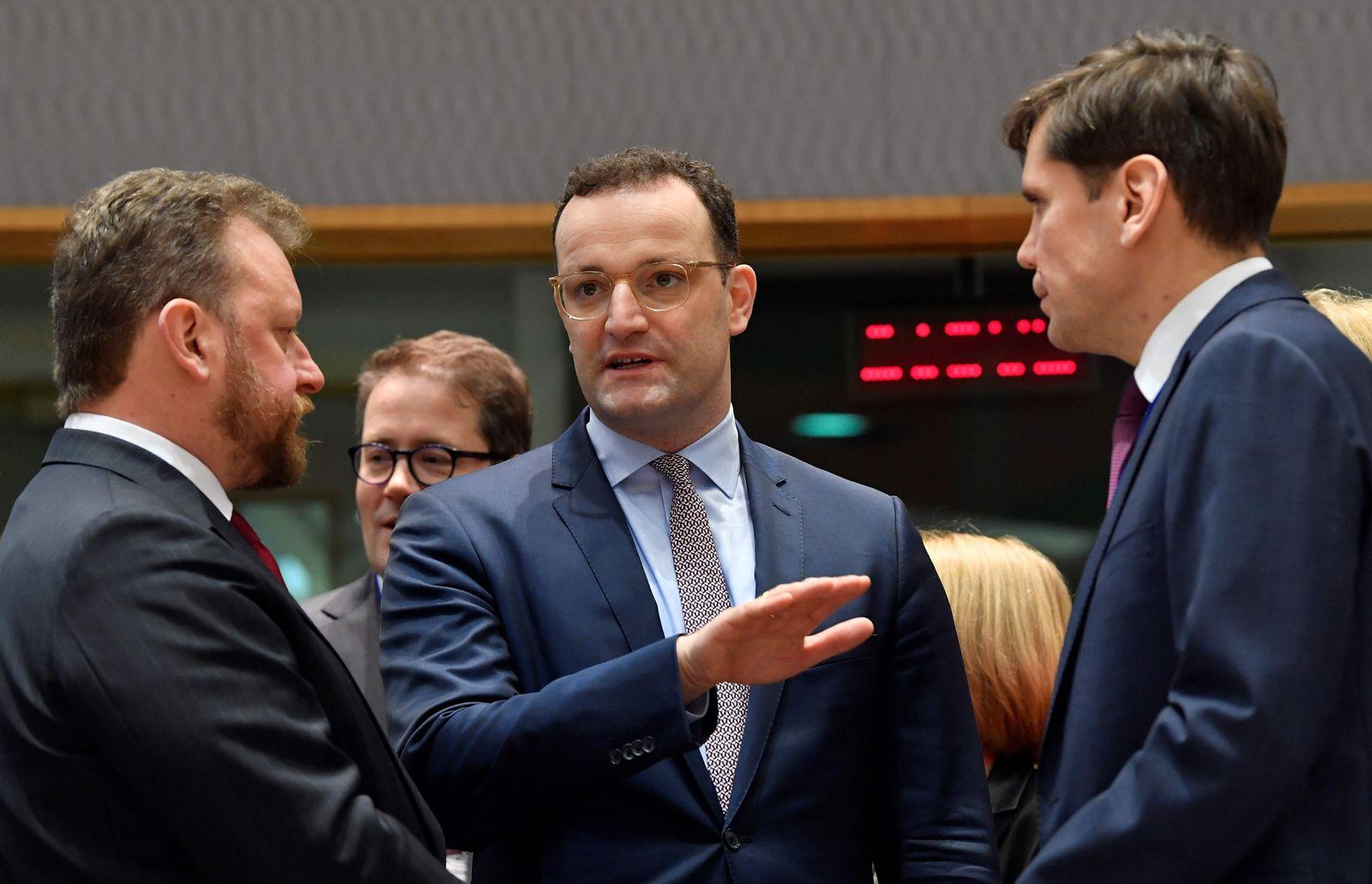 BELGIUM-EU-HEALTH-VIRUS