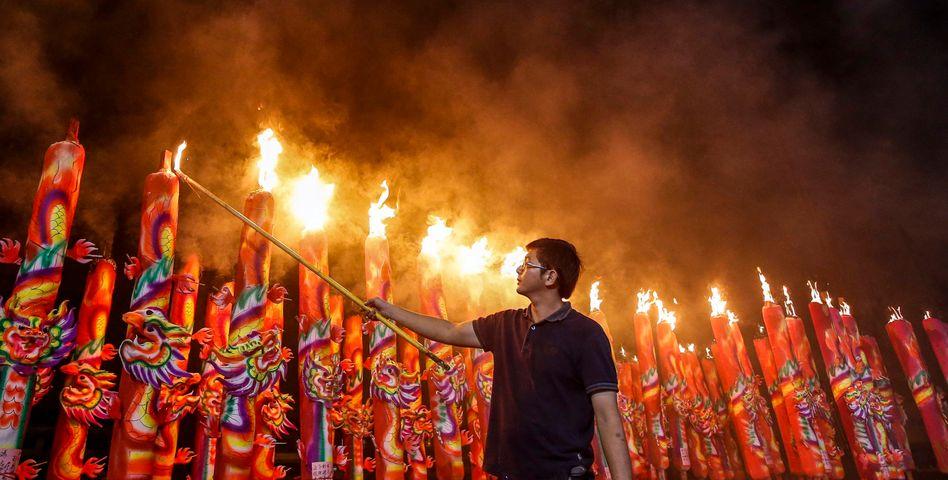 Chinesisches Neujahrsfest: Warum viele Chinesen das Jahr des Schafes fürchten