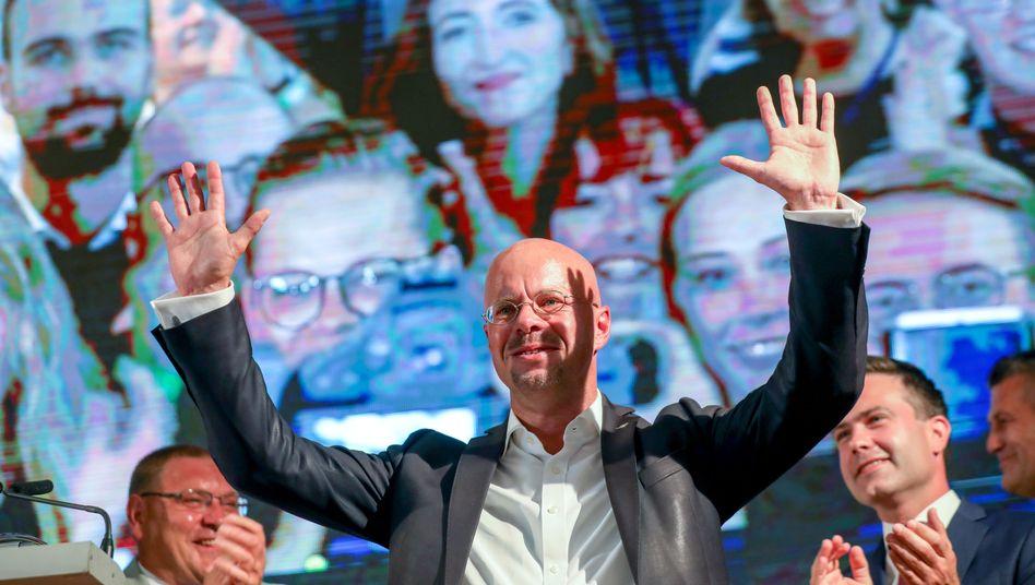 AfD-Politiker Kalbitz