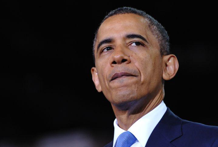"""US-Präsident Obama: """"Paar Dellen und Beulen abbekommen"""""""