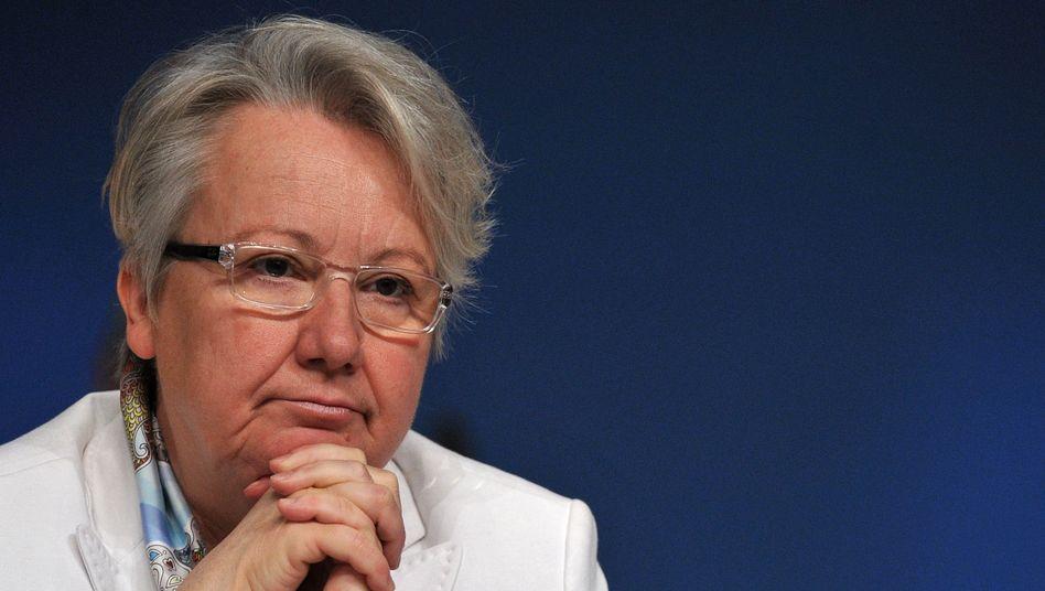 Bildungsministerin Schavan: Kampf gegen Täuschungsvorwurf