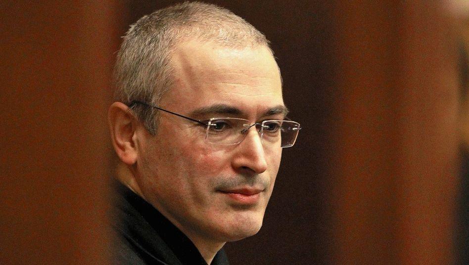 Häftling Chodorkowski: »Die Machthaber leben in einer Parallelwelt«