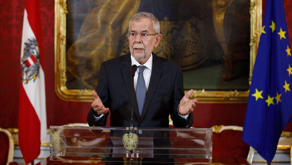 österreich regierungskrise