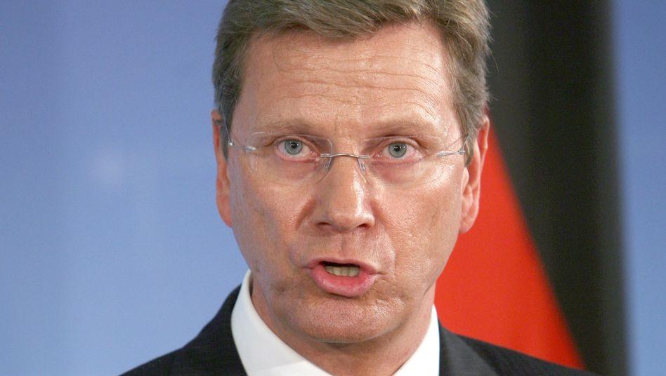 """FDP-Chef Westerwelle: """"Die Stimmung wendet sich"""""""