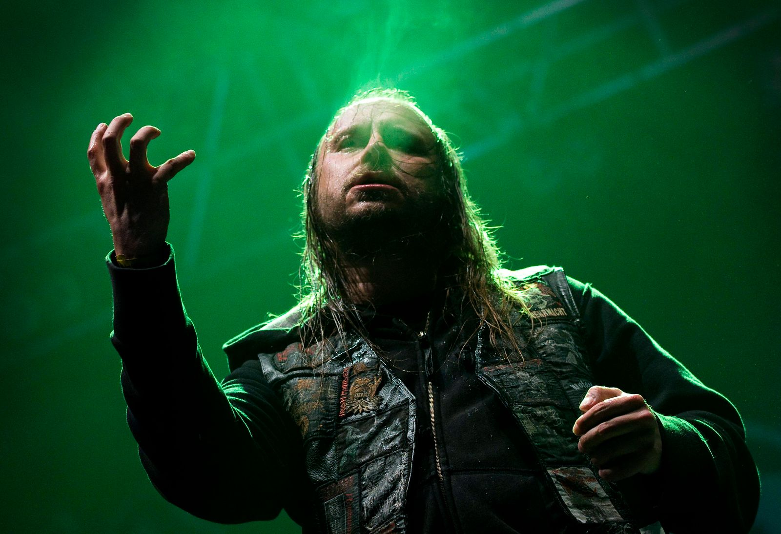L-G Petrov (Lars-Goran Petrov), singer in the Swedish death metal band Entombed A D, has died at the age of 49. Petrov h