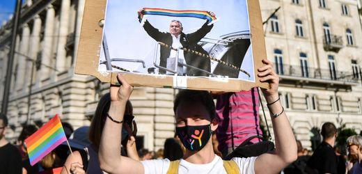 Ungarn will Anti-Homosexuellengesetz verabschieden