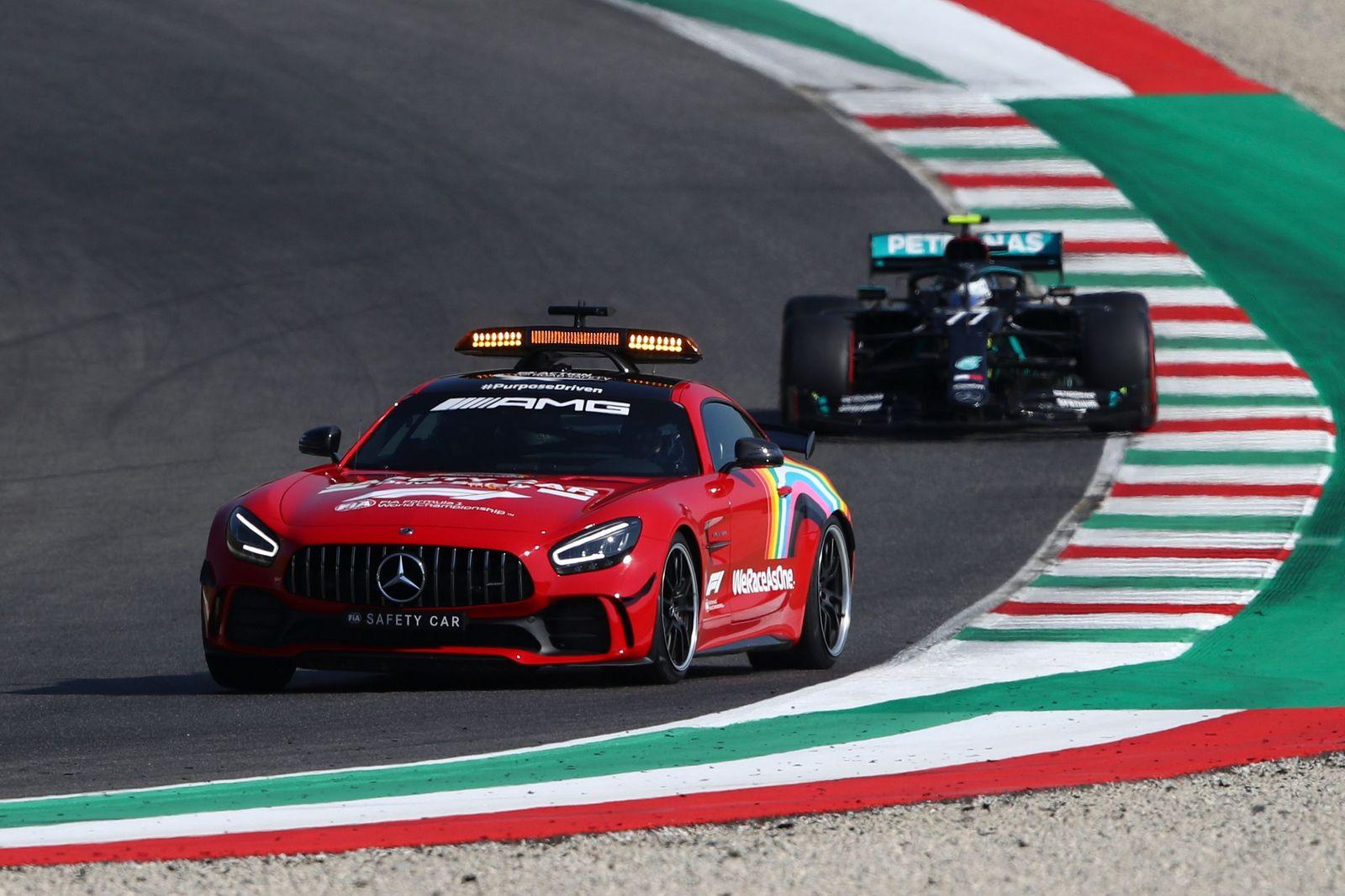 Formula One Grand Prix of Tuscany, Mugello, Italy - 13 Sep 2020