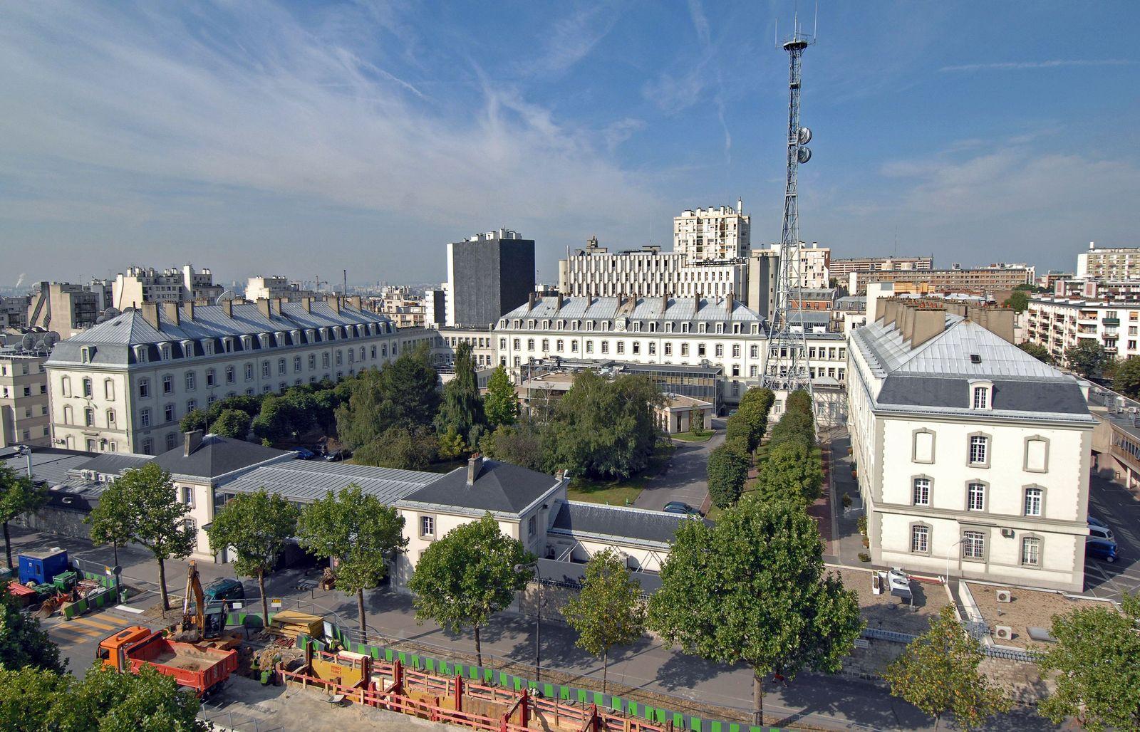 Auslandsgeheimdienst Frankreich