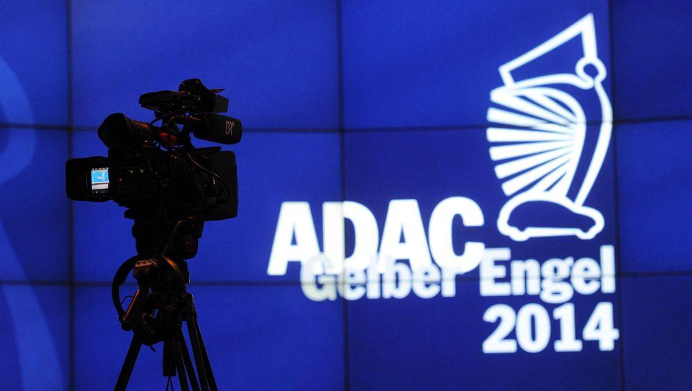 """ADAC-Preis """"Gelber Engel"""": Dementi vor großem Publikum"""