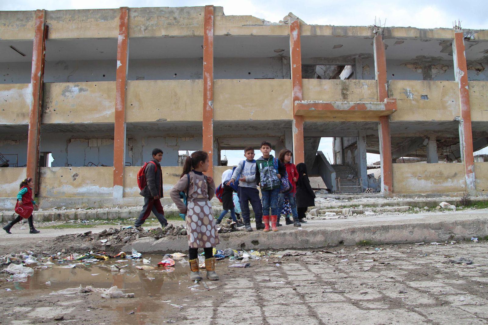 Syrien Kinder