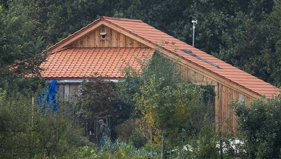Ruinerwold: In diesem abgelegen Hof soll die Familie jahrelang gelebt haben, von der Außenwelt abgeschnitten