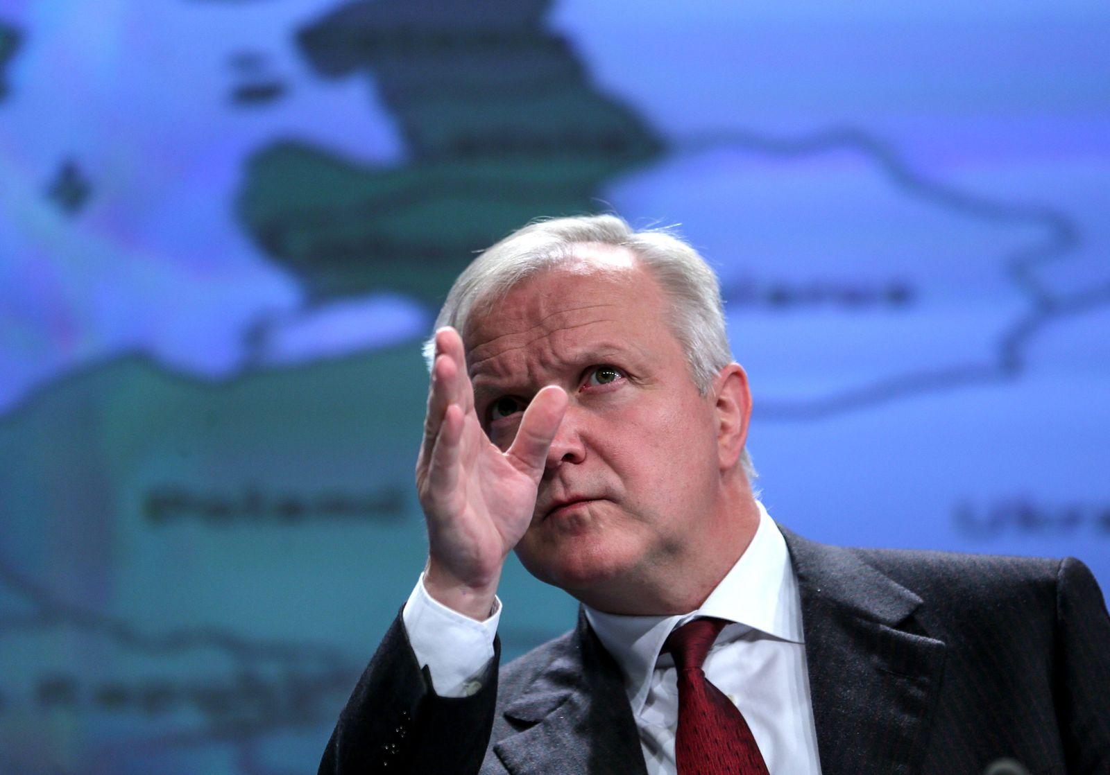 Olli Rehn / PK