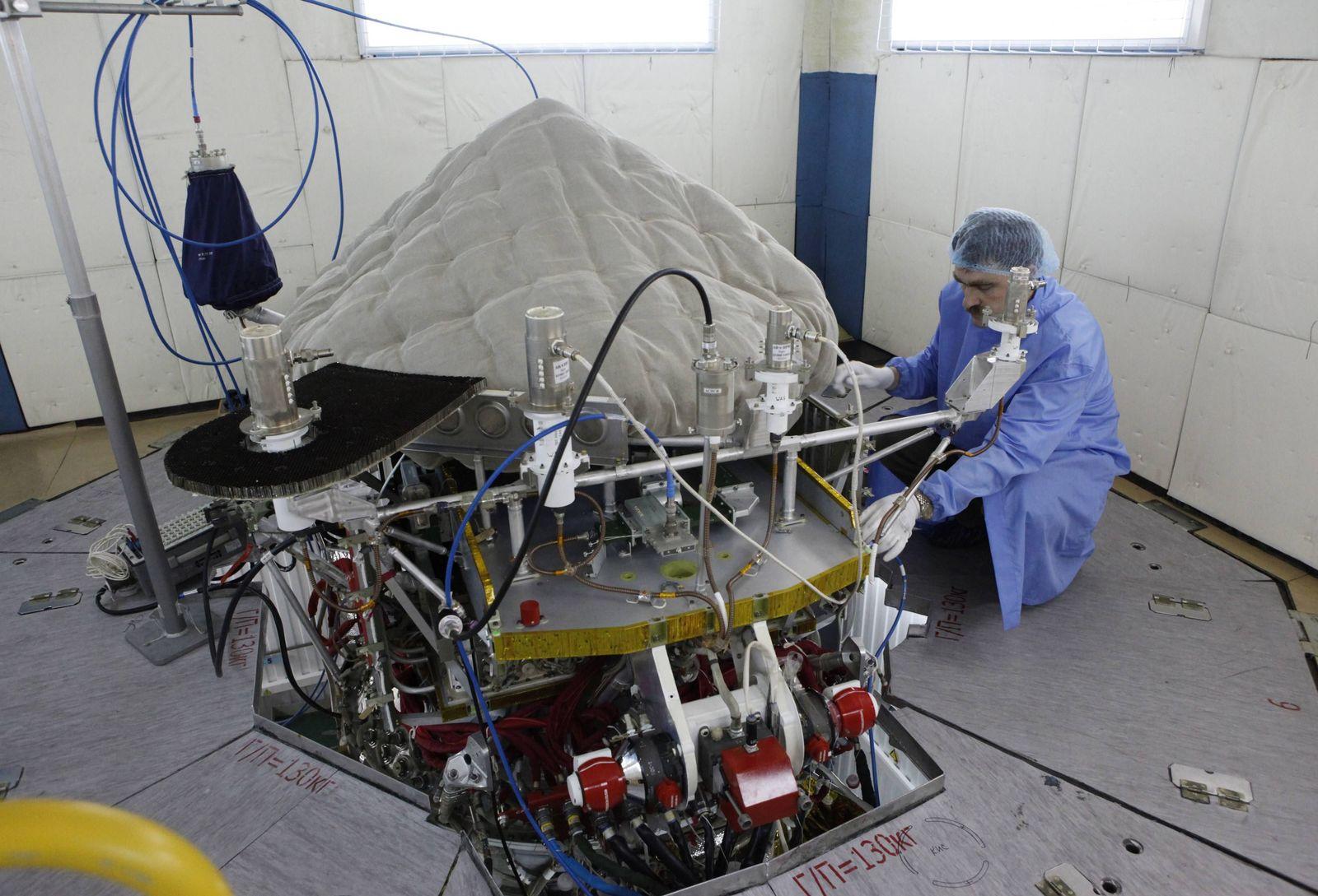 GEO-IK-2 / Satellit