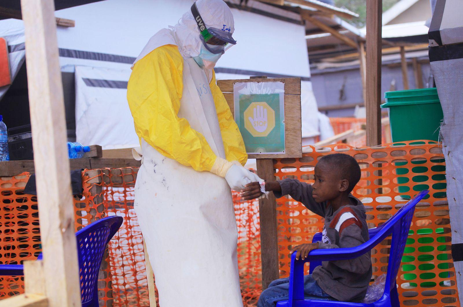 Ebola Kongo
