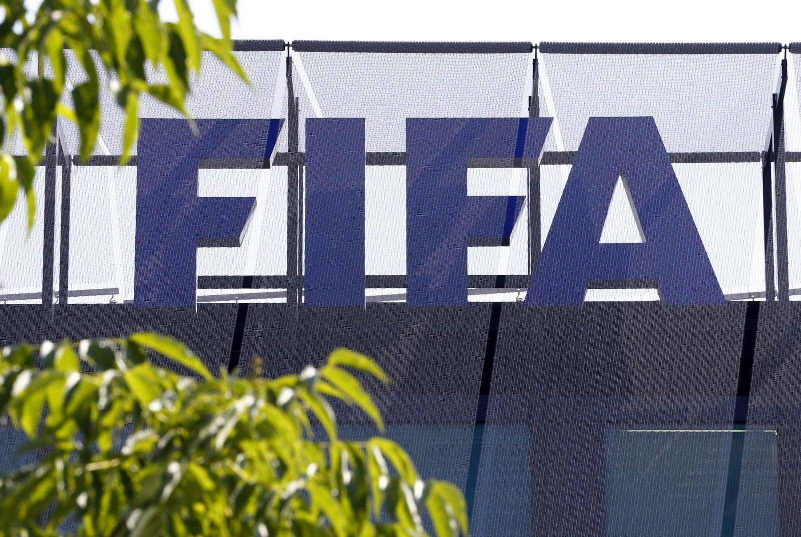SOCCER-FIFA/ELECTION